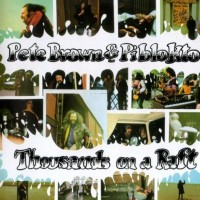 Purchase Pete Brown & Piblokto! - Thousands On A Raft