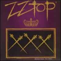 Purchase ZZ Top - XXX