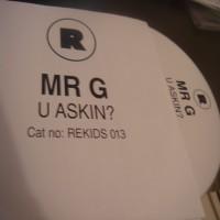Purchase Mr G - U Askin-(REKIDS013) CDS