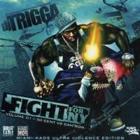 Purchase VA - DJ Trigga-Fight For NY Vol. 1: 50 Cent vs. Cam'Ron