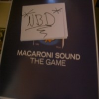 Purchase Macaroni Sound - The Game-(K599)