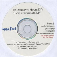 Purchase The Desperate House Djs - Back 2 Brooklyn CDM