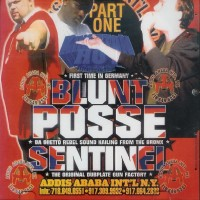 Purchase VA - Blunt Posse Vs. Sentinel Pt.1 CD