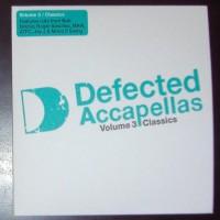 Purchase VA - Defected Accapellas Vol 3 Classics
