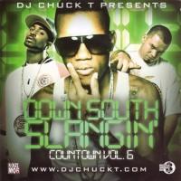 Purchase VA - DJ Chuck T Presents-Down South Slangin Countdown Vol.6 Bootleg
