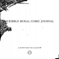 Purchase A Sunny Day In Glasgow - Scribble Mural Comic Journal