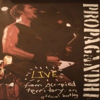 Purchase Propagandhi - Live From Occupied Territory