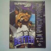 Purchase VA - Superstar Jay-Who Do It Better