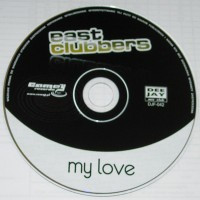 Purchase East Clubbers - My Love CDM