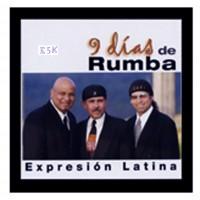 Purchase Expresion latina - 9 dias de rumba