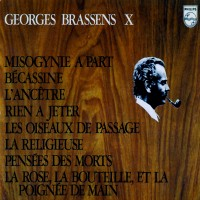 Purchase Georges Brassens - Mysogynie A Part