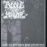 Purchase Riddle of Meander - End of All LIfe and Creation