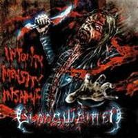 Purchase Bloodwritten - Iniquity Intensity Insanity
