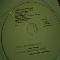 Purchase Deepsky - Always On My Mind CDS
