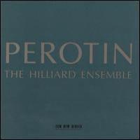 Purchase Hilliard Ensemble - Perotin