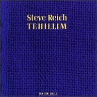 Purchase Steve Reich - Tehillim