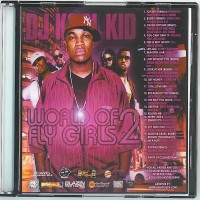Purchase VA - DJ Kool Kid-World of Fly Girls Part 2 (Bootleg)
