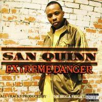 Purchase San Quinn - Extreme Danger CD1