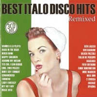 Purchase VA - Best Italo Disco Hits Remixed CD1