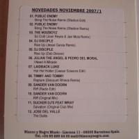 Purchase VA - Blanco_Y_Negro_Novedades_Noviembre_2007