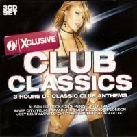 Purchase VA - Xclusive Club Classics CD3