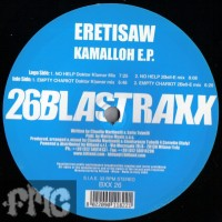 Purchase Eretisaw - Kamalloh EP-(BXX26) Vinyl