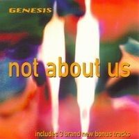Purchase Genesis - Not About Us (CDS)
