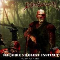 Purchase Goreobscenity - Macabre Violent Instinct