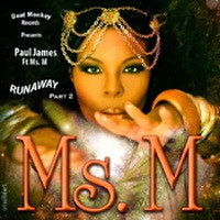 Purchase Paul James - Runaway (feat. Ms. M) (CDS)