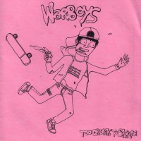 Purchase Warboys - Too Drunk To Skate