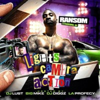 Purchase Ransom - Lights Camera Action