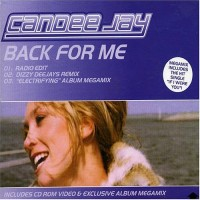 Purchase Candee Jay - Back For Me