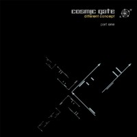 Purchase Cosmic Gate - Different Concept (Part One) (CDS)
