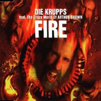 Purchase Die Krupps - Fire (CDS)
