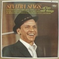 Purchase Frank Sinatra - Sinatra Sings Of Love And Things (Vinyl)