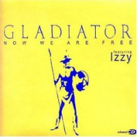 Purchase Gladiator - Now We Are Free (CDS)