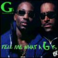 Purchase G's incorporated - Tell Me What A G Is