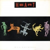 Purchase Heart - Bad Animals