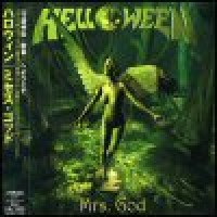 Purchase HELLOWEEN - Mrs. God (CDS)