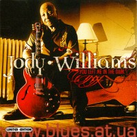 Purchase Jody Williams - You Left Me In The Dark