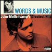 Purchase John Mellencamp - Words & Music: Greatest Hits CD1