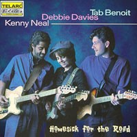 Purchase Kenny Neal - Homesick For The Road - Tab Benoit - Debbie Davies