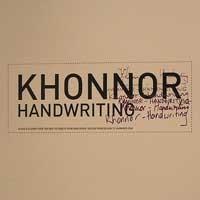 Purchase Khonnor - Handwriting