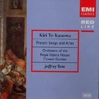 Purchase Kiri Te Kanawa - French Songs And Arias