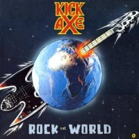 Purchase Kick Axe - Rock The World