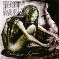 Purchase Legion Of The Damned - Malevolent Rapture