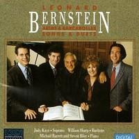 Purchase Leonhard Bernstein - Arias & Barcarolles, Songs & Duets