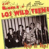 Purchase Lil Luis Y Los Wild Teens - Rip It Up !