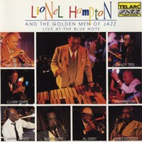 Purchase Lionel Hampton - And The Golden Men Of Jazz (Live at the Blue Note)