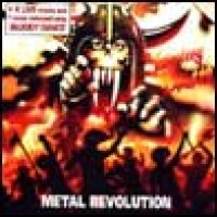 Purchase Living Death - Metal Revolution